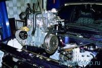 Снятие двигателя  ВАЗ 2113, 2114, 2115