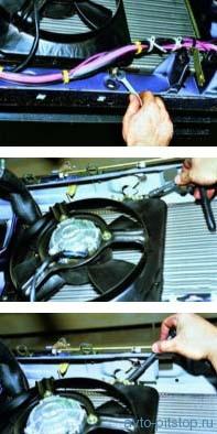 Электровентилятор двигателя ВАЗ-21083, ВАЗ-2111