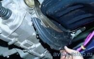 Снятие коробки передач ВАЗ-2108-2115