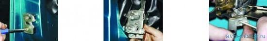Замена замка передней двери ВАЗ 2110-2112