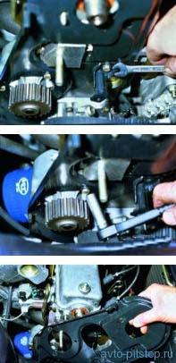 Насос охлаждающей жидкости на двигателях ВАЗ-21083, ВАЗ-2111