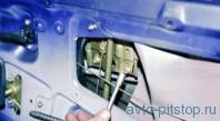 Снятие стекла двери ВАЗ 2108–2115