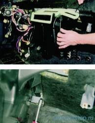 Снятие и разборка отопителя ВАЗ 2108–2115
