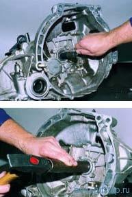 Замена сальников коробки передач ВАЗ-2108-2115
