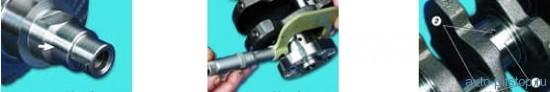 Дефектовка двигателя ВАЗ-2111-2112