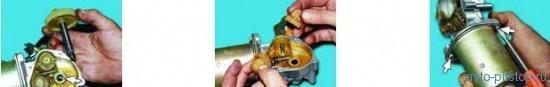 Ремонт стеклоочистителя ВАЗ-2110