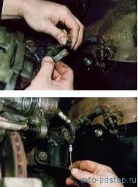 Замена передних тормозных колодок ВАЗ