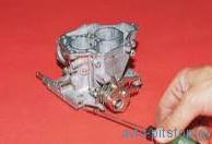Разборка карбюратора ВАЗ 2110 со снятием его с двигателя