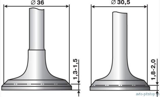 Проверка технического состояния и ремонт головки цилиндров ВАЗ