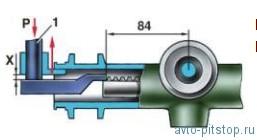 Проверка зазора между упором рейки и гайкой ВАЗ 2108–2115