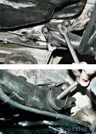 Замена сайлент-блоков балки задней подвески ВАЗ 2110-2112