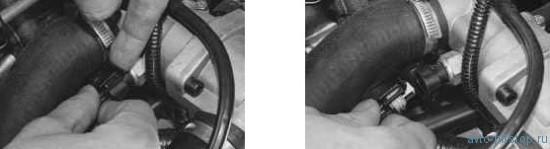 Датчик температуры охлаждающей жидкости ВАЗ (ЭСУД)