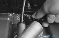 Датчик детонации двигателя ВАЗ (ЭСУД)