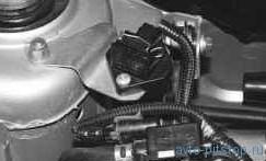 Датчик неровной дороги двигателя ВАЗ (ЭСУД)