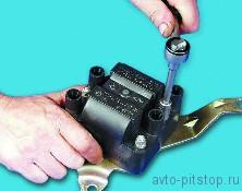 Модуль зажигания двигателя ВАЗ (ЭСУД)