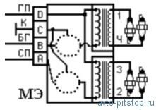 Фото №12 - схема подключения катушки зажигания ВАЗ 2110 инжектор
