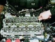 Замена гидротолкателей клапанов двигателя ВАЗ-2112