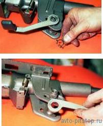 Снятие рулевого колеса и рулевой колонки ВАЗ 2108-2115
