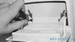 Замена датчика температуры воздуха в салоне ВАЗ-2170