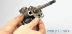 Снятие и установка масляного насоса Шевроле-Нива