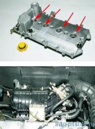 Особенности автомобилей с двигателями ВАЗ-21114 и 21124 (1,6л)