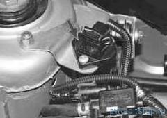 Неисправности системы впрыска топлива ВАЗ