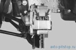 Проверка степени износа тормозных колодок, дисков и барабанов ВАЗ