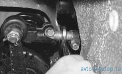 Проверка и регулировка углов установки передних колес ВАЗ