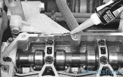 Очистка системы вентиляции картера ВАЗ