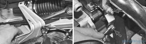 Замена прокладки катколлектора в двигателе ВАЗ 21124, 21126