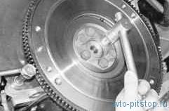 Снятие, дефектовка и установка маховика ВАЗ