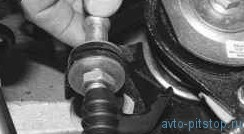 Снятие и установка двигателя ВАЗ 21124, 21126