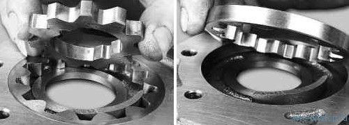 Ремонт масляного насоса ВАЗ