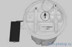 Снятие и установка топливного насоса ВАЗ-2170