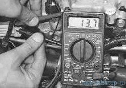Проверка и замена форсунок на двигателях ВАЗ 21124, 21126