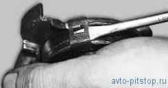Замена подшипника выключения сцепления ВАЗ