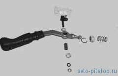 Ремонт рычага переключения передач ВАЗ