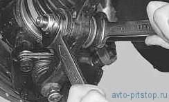 Замена растяжки передней подвески ВАЗ-2170