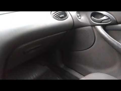 Форд фокус 1. Рециркуляция салона. Ремонт заглушки. Запотевание стекол.