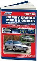 Руководство по ремонту и эксплуатации Toyota Camry Gracia, Mark 2 Qualis 1996-2001
