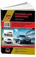 Руководство по ремонту и эксплуатации Hyundai ix55, Veracruz 2007-2013